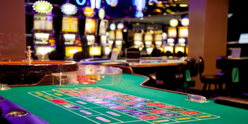 PEI Golf and Casinos