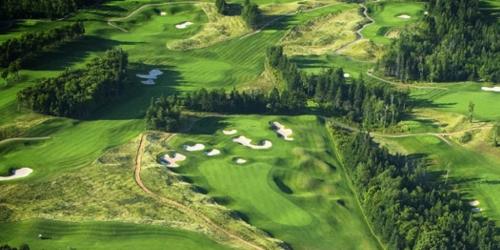 The Eagles Glenn Golf Course