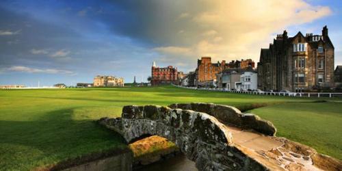 Scotland's Open Championship Courses